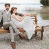 legerer Hochzeitsanzug