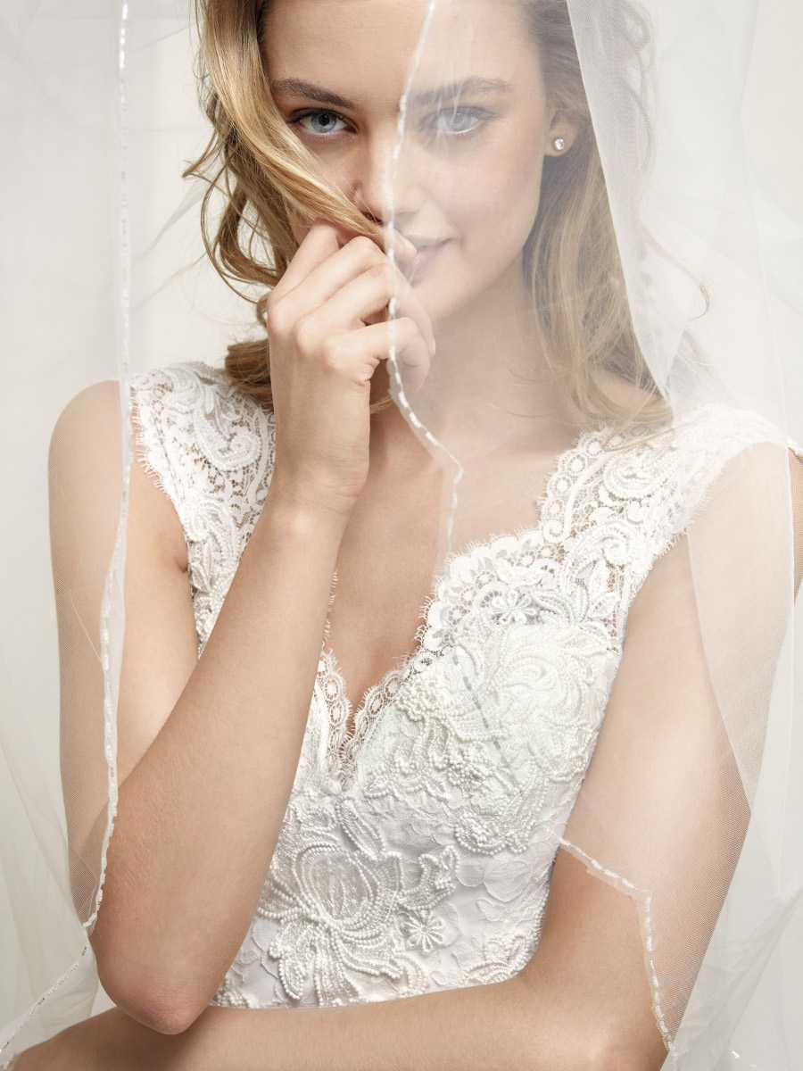 mit schleier heiraten