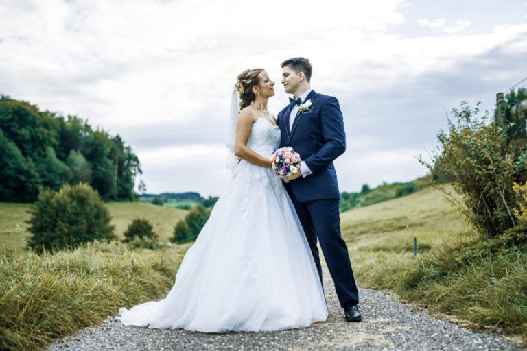Real Wedding Story: Elisabeth & Robin trauen sich