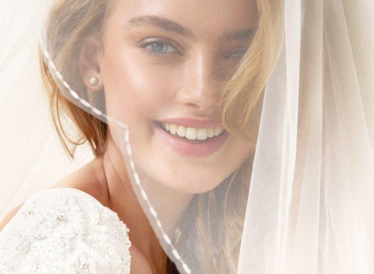 Traditionell mit Schleier heiraten
