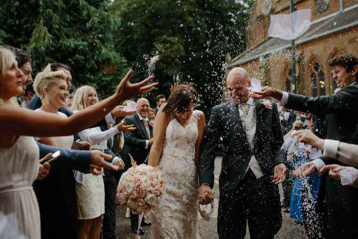 Beliebte Hochzeitsbräuche