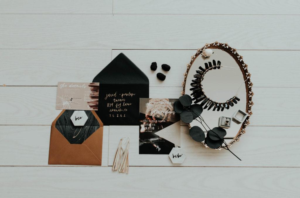 Hochzeitseinladung versenden