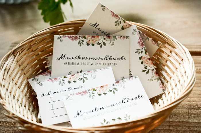 Hochzeits ABC