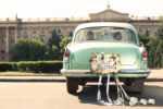 Hochzeitsauto vs. Verkehrsregeln