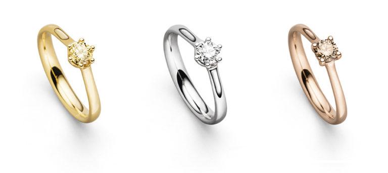 Just Brilliant! Ein Ring für die große Liebe.