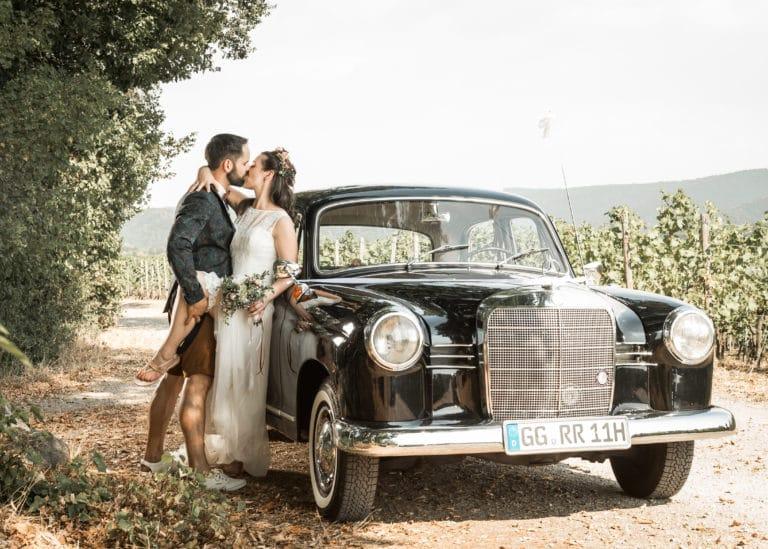 Real Wedding Story: Theresa und David trauen sich